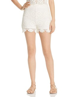 GUESS Olisa Crochet Shorts
