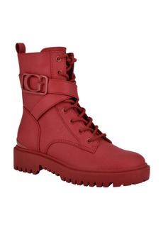 Guess Orana Combat Women's Boots Women's Shoes