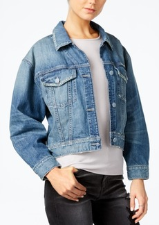Guess Originals Cropped Denim Jacket