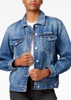 Guess Originals Logo Denim Jacket