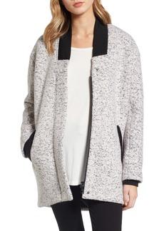 GUESS Oversize Bouclé Jacket