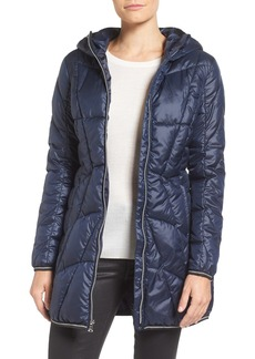 GUESS Packable Quilted Coat
