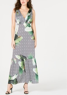 Guess Pandora Printed Maxi Dress