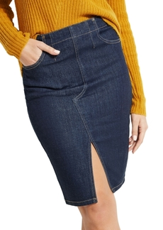 Guess Paula Denim Pencil Skirt