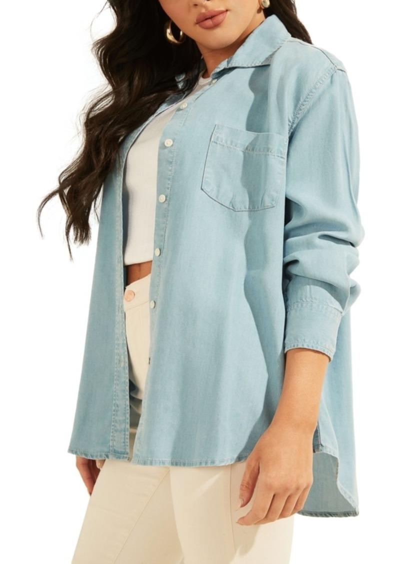 Guess Pauleta Button-Up Shirt