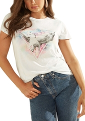 Guess Pegasus Graphic T-Shirt
