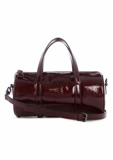 GUESS Picnic Barrel Bag MERLOT