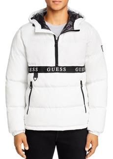 GUESS Popover Half-Zip Regular Fit Jacket