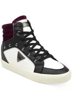 Guess Porcia High-Top Sneakers Women's Shoes