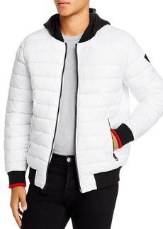 GUESS Puffer Regular Fit Bomber Jacket
