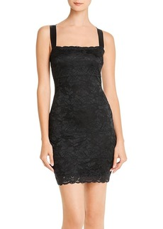 GUESS Renny Lace Body-Con Dress