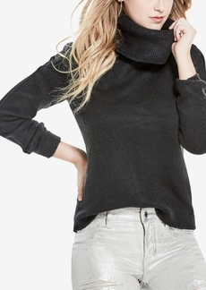 Guess Reversible Cowl-Neck Cutout Sweater