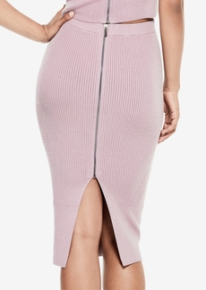 Guess Ribbed Sweater Skirt
