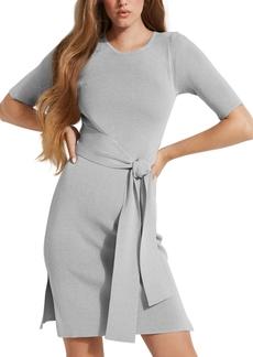 Guess Coss Short-Sleeve Sweater Dress