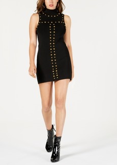 Guess Ronda Studded Bodycon Dress