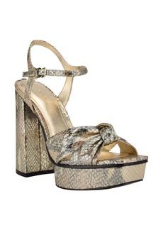 GUESS Roslynn Platform Sandal (Women)