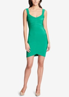 Guess Seamed Bodycon Dress