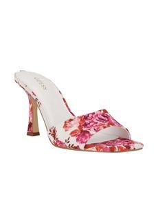 GUESS Seldie Pattern Slide Sandal (Women)