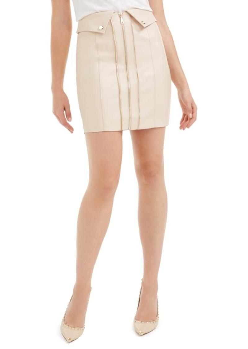Guess Seraphine Moto Skirt