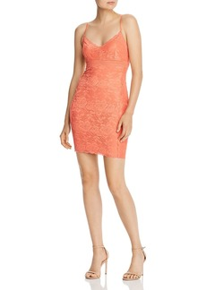 GUESS Shia Lace Mini Dress