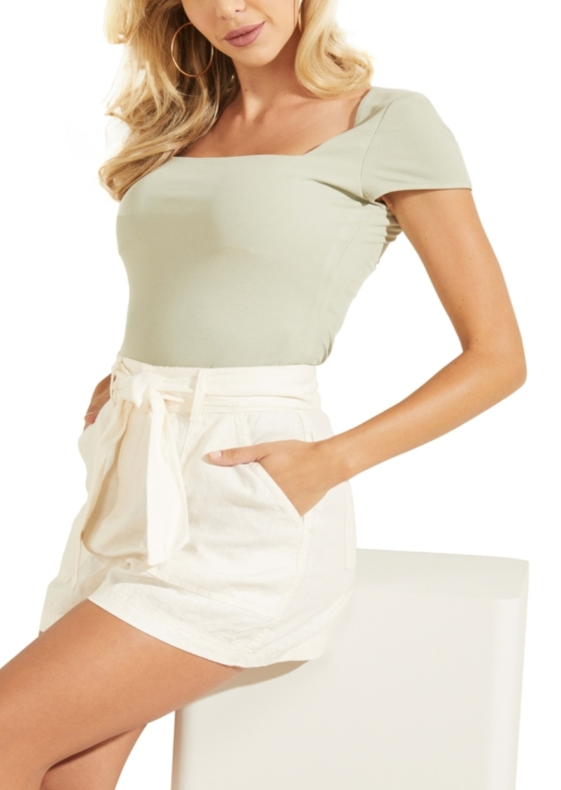 Guess Short Sleeve Astrid Top