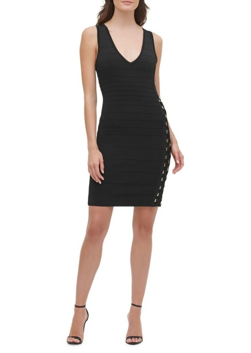 Guess Sleeveless Bodycon Dress