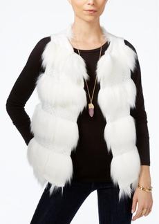 Guess Sophia Faux-Fur Vest