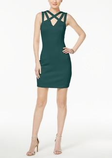 Guess Strappy Sheath Dress