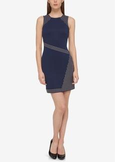 Guess Studded Sheath Dress