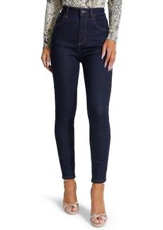 GUESS Super High Waist Skinny Jeans