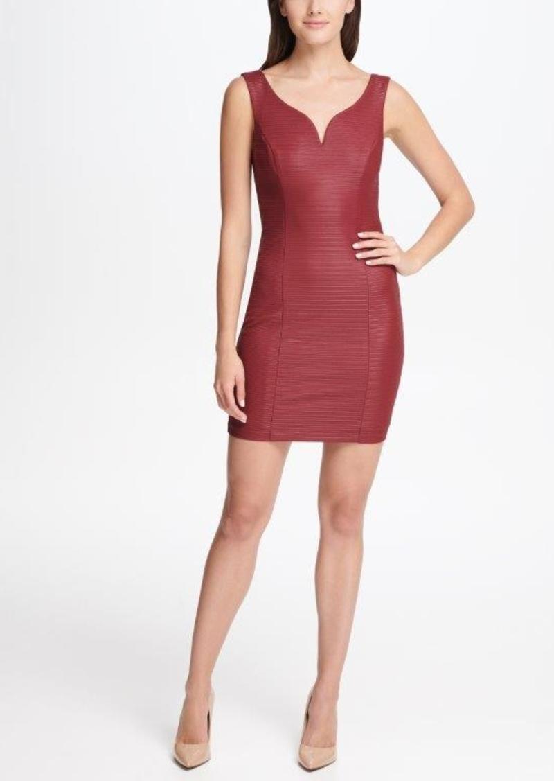 Guess Sweetheart Bodycon Dress