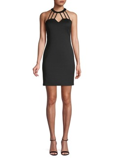 Guess Sweetheart Bodycon Dress