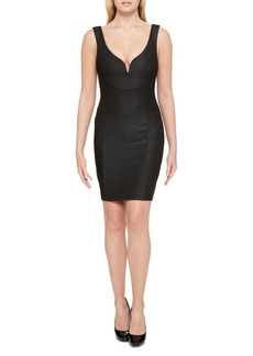 Guess Sweetheart Neck Sheath Dress