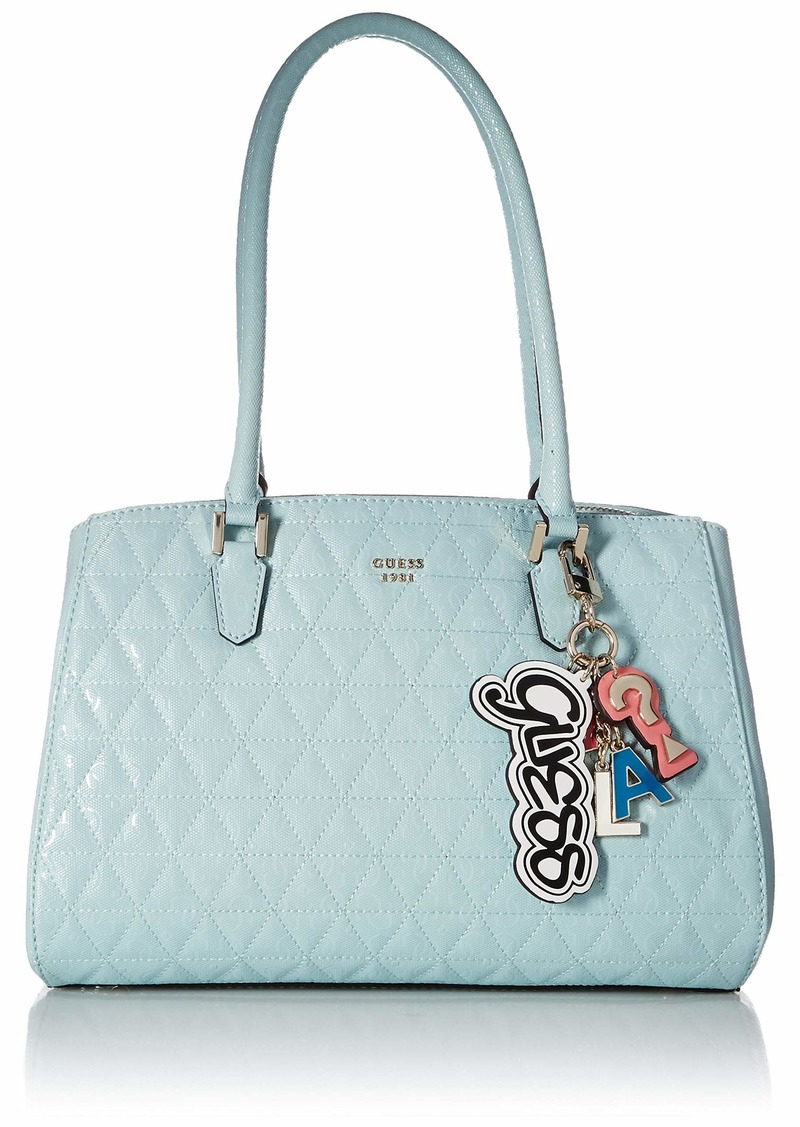 GUESS Tabbi No Pins Girlfriend Satchel