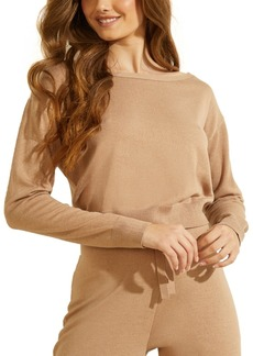 Guess Tanya Boat-Neck Sweater