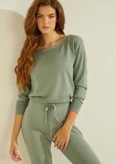 GUESS Tanya Crop Pullover