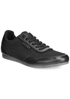 Guess Teddie Lace-Up Sneakers Men's Shoes