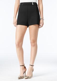 Guess Tetiana Hardware-Detail Shorts