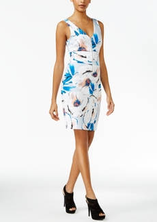 Guess Tetiana Zip-Front Bodycon Dress