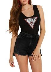 GUESS Triangle Logo Bodysuit