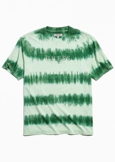 GUESS UO Exclusive Big Tie-Dye Stripe Tee