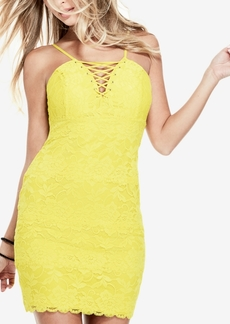 Guess Virginia Lace Bodycon Dress