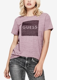 Guess Wavy Logo T-Shirt