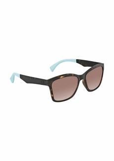 GUESS Women's Acetate Square Sunglasses 52F 56 mm