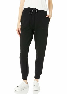 GUESS Women's Active Long Jogger Sweatpants