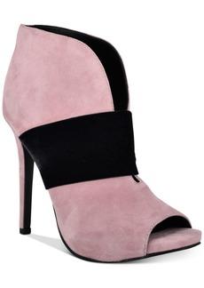 Guess Women's Addon Peep Toe Shooties Women's Shoes