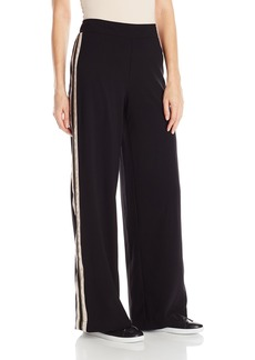 Guess Women's Aiden Sporty Wideleg Pant  M R