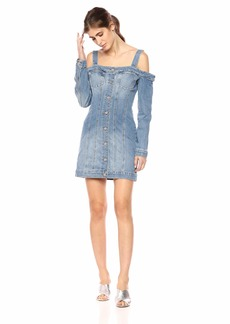 Guess Women's Authentic Bodycon Dress  M