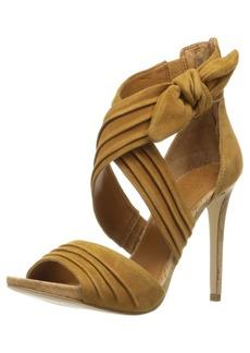 GUESS Women's Azali Heeled Sandal   Medium US