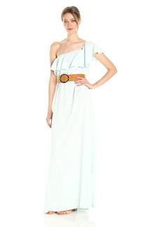 Guess Women's Belle Dress Summer Sky Wash(Sskw)